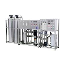 EDI stainless steel water treatment